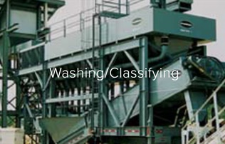 washing calssify